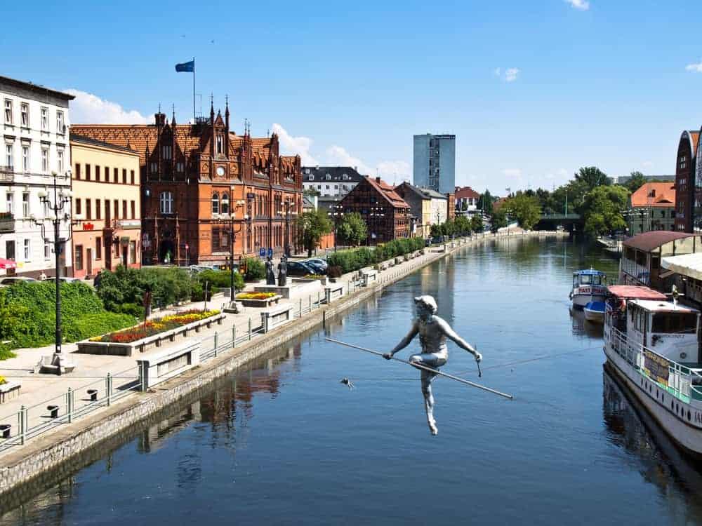 Ranking Miast Przyjaznych Rodzinom 2019: Bydgoszcz