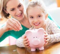 Oszczędzanie dla dzieci – jak igdzie zacząć?