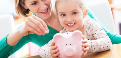 Oszczędzanie dla dzieci – jak i gdzie zacząć?