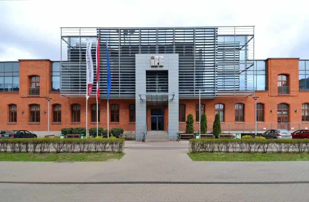 budynek politechniki łódzkiej