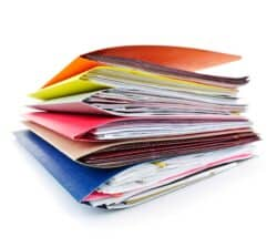 Jak długo przechowywać dokumenty podatkowe, faktury, paragony?