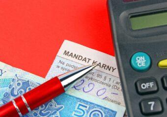 Jak zapłacić mandat przezinternet?