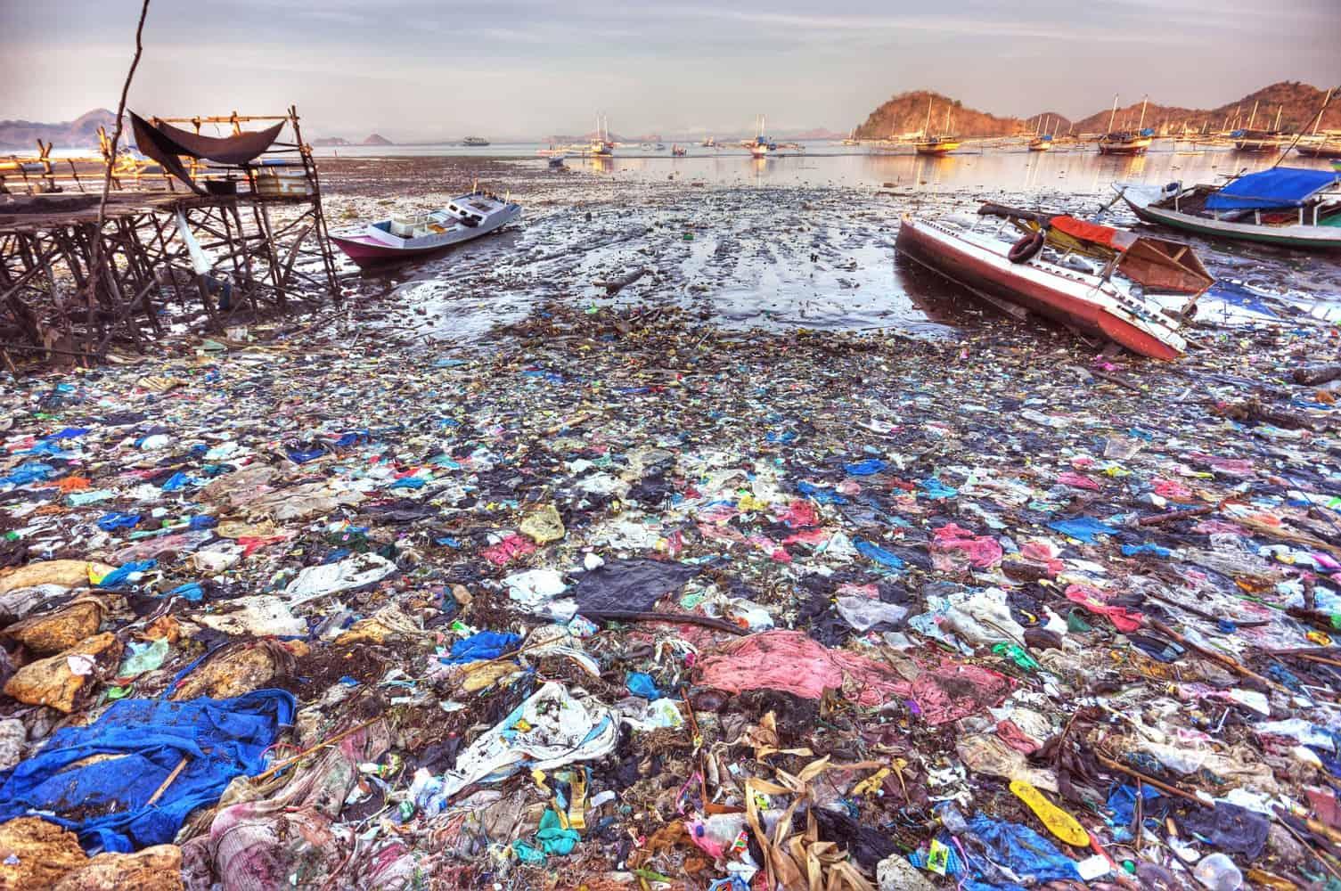 zanieczyszczenie plastikiem