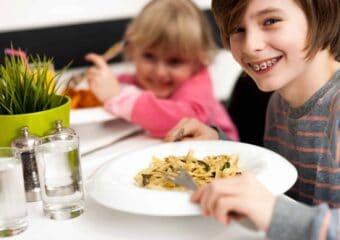 20 restauracji przyjaznych dzieciom wWarszawie – kąciki iplace zabaw orazinne atrakcje