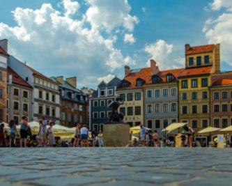 40 darmowych atrakcji w Warszawie czyli co warto zobaczyć bez obciążania budżetu?