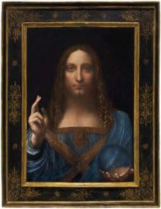 Najdroższy obraz świata - Salvator Mundi