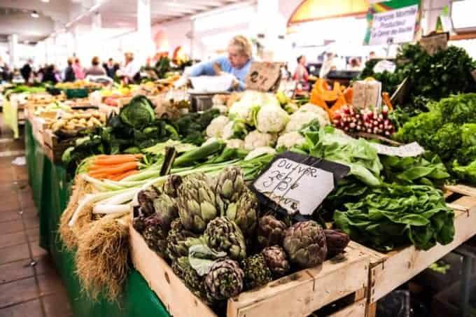 market warzywny