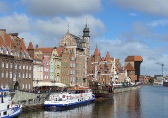 Najlepsze Miasta dostudiowania 2020: Gdańsk na5. miejscu