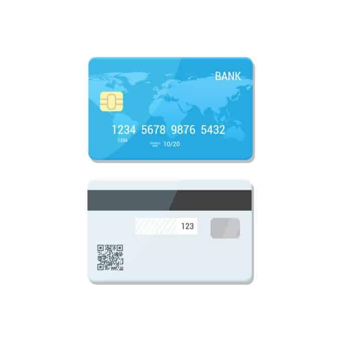 jak jest zbudowana karta płatnicza
