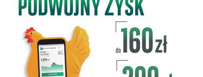 Załóż Konto Optymalne BGŻ BNP Paribas i odbierz nawet 460 zł!