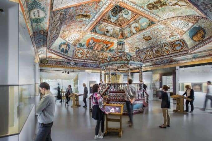 Muzeum Historii Żydów Polskich POLIN WWarszawie