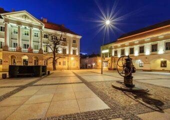 Raport Najlepsze Miasta dla Seniorów 2019: Kielce na8 miejscu