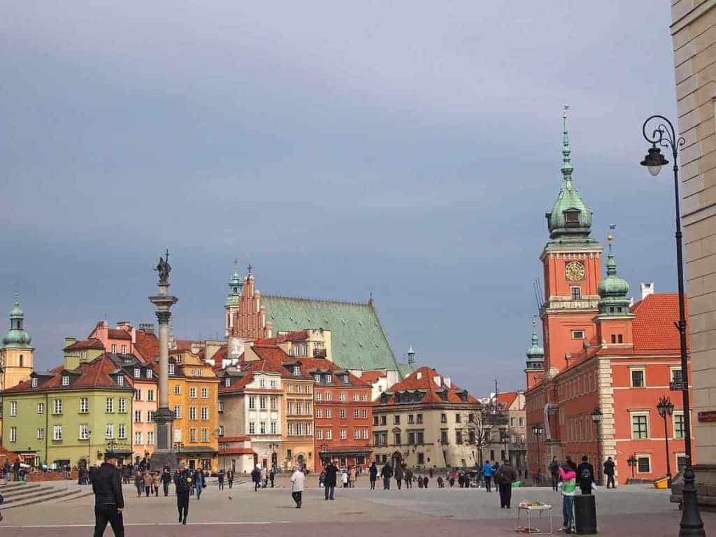 Ranking Miast Przyjaznych Rodzinom 2019: Warszawa na 1. miejscu!